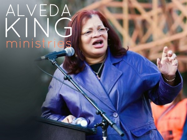 Alveda King ministries