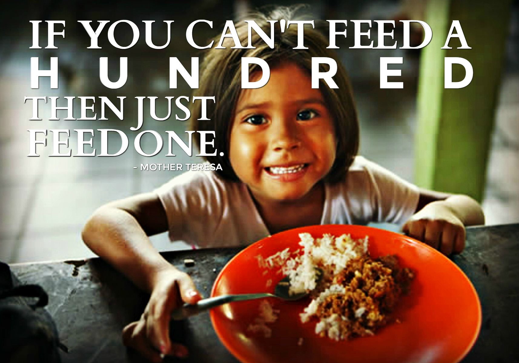 FEED ONE MINISTRIES