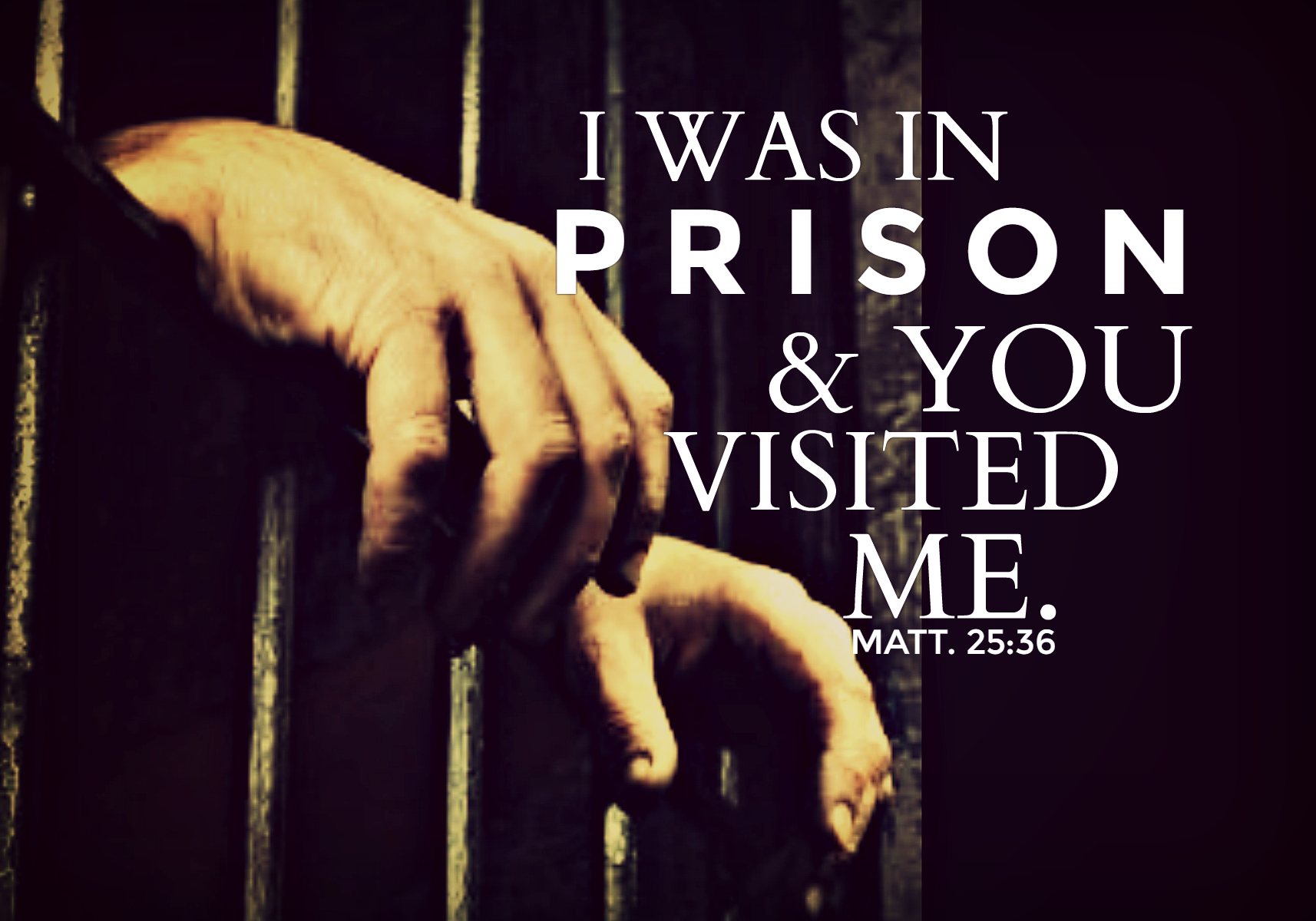 Help put God's Word in the hands of prisoners trying to change their lives