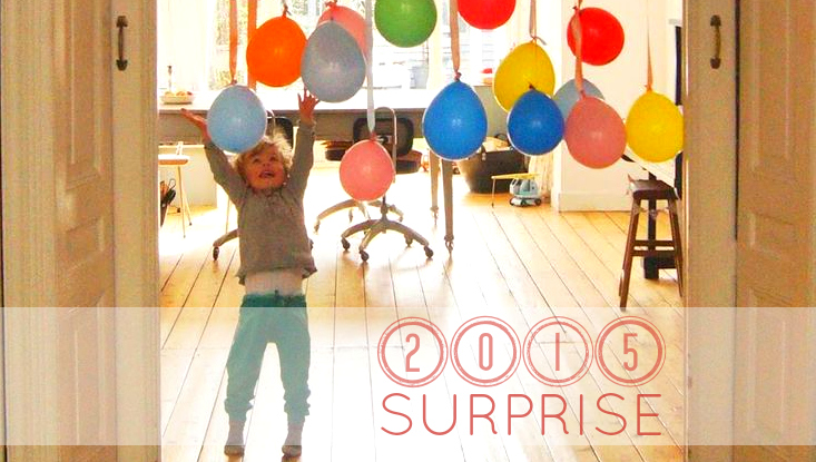 "A Word for 2015- ""Surprise"""