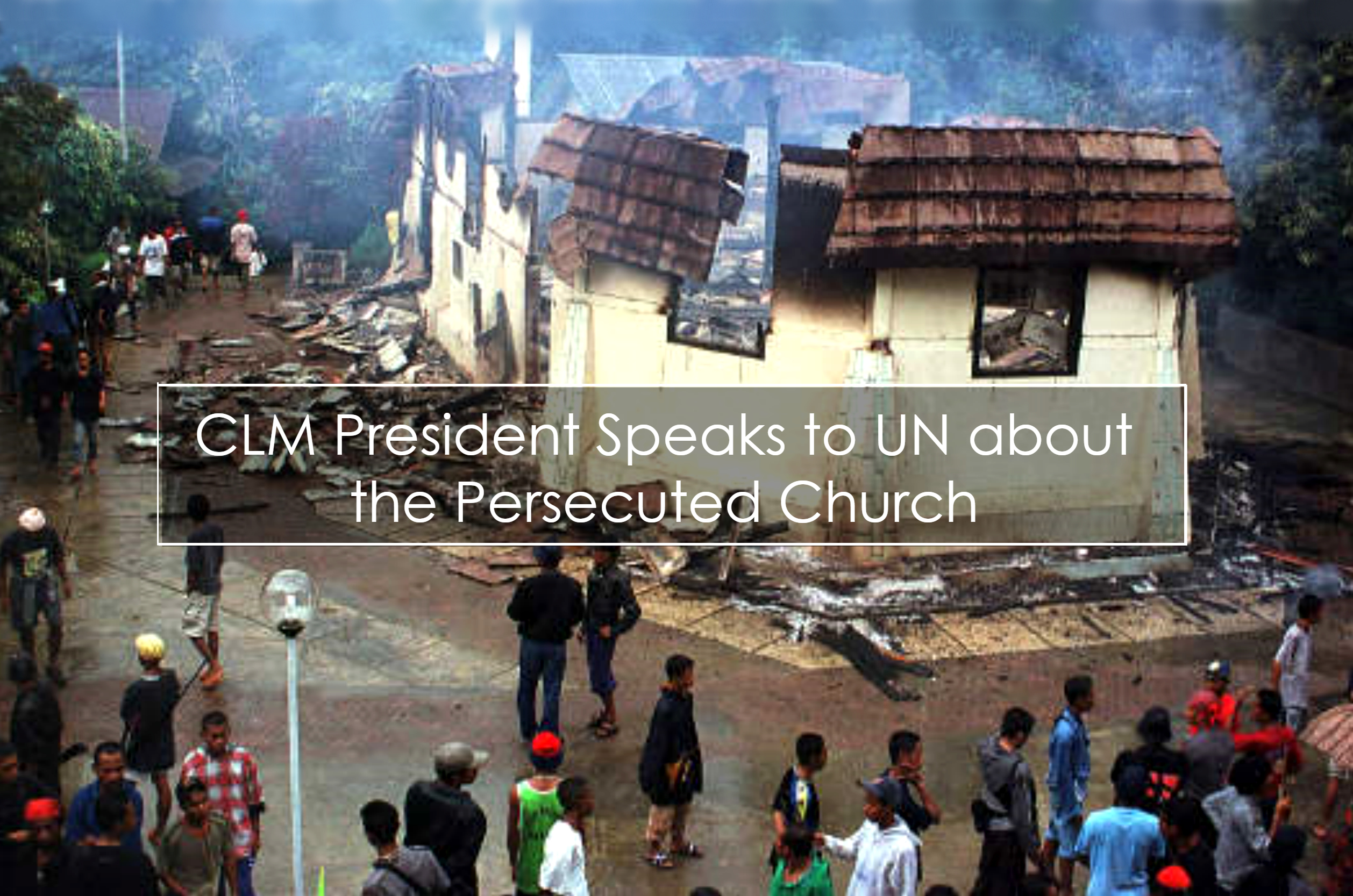 Persecuted Church 2