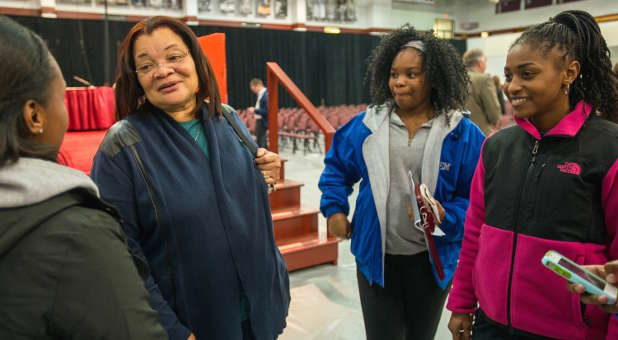 The Story Behind Dr. Alveda King Becoming an Evangelist to the Black Community