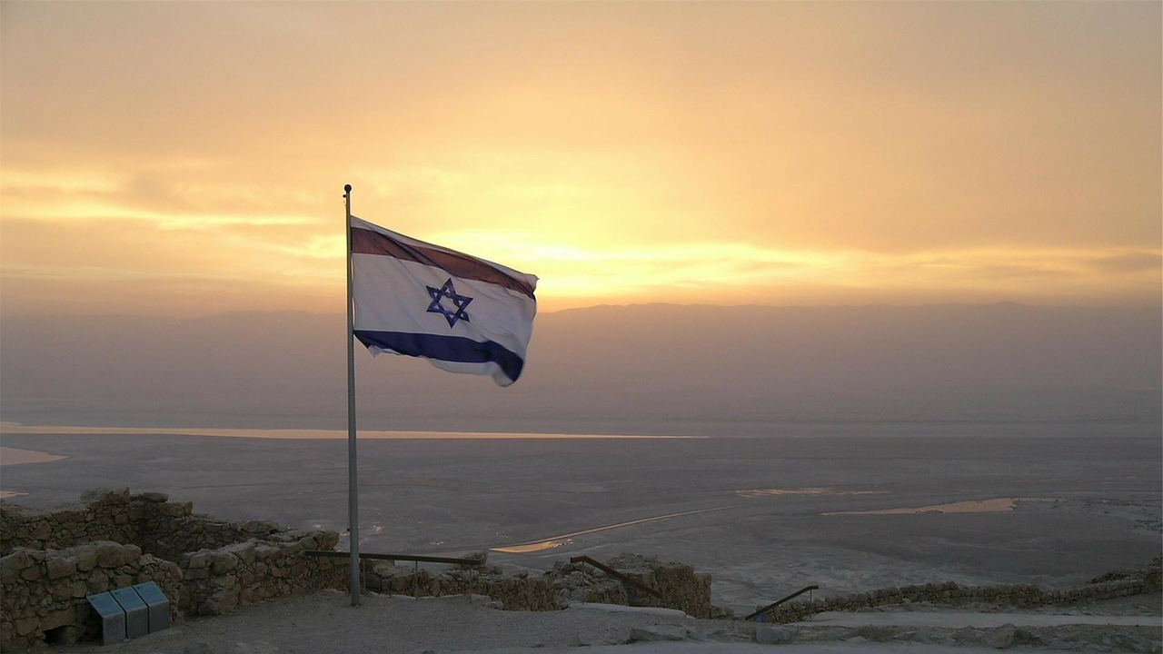 It Was A Night To Bless Israel